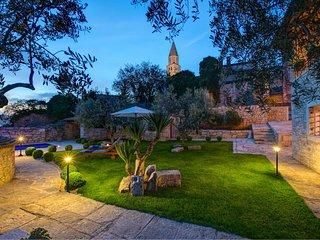 Visignano Villa Sleeps 6 with Pool Air Con and WiFi - 5604767