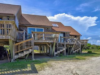 Topsail Villa 20 Oceanfront! | Beach Bungalow with easy beach access