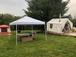 Tentrr - Little Farm in the Dell