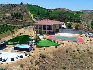 New Listing! Luxury Home with World Class Views of Temecula Wine Country!