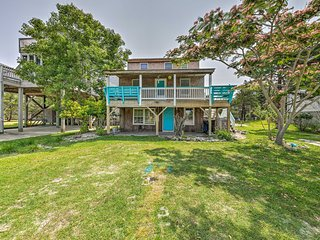 NEW! Outer Banks Cottage - Walk to Frisco Beach!