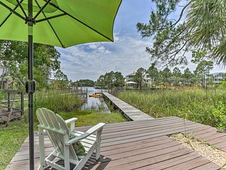 NEW! 30A Cottage on Eastern Lake - Mins to Beach