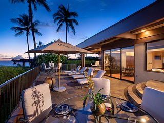 *Luxury 3BD Ocean View Villa* Private Lanai* Mauna Kea Villas #13*