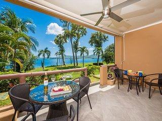 Condo with Beach Outside The Door! Pool, Marina, Playa Flamingo