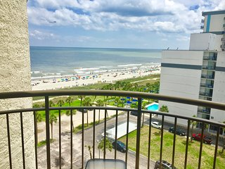 Ocean view, 1 bedroom, 9th floor, king size bed - Meridian 907