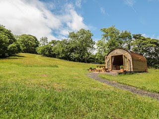 DINGLE DEN, 1 bedroom, all ground floor, fire pit, Craswall