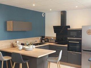 T2 Cosy 42 m2 Quartier St Patern Vannes Bretagne France