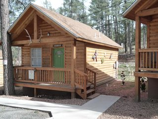 Antlers Crossing #5 Fishing Hut - Cozy Cabins Real Estate, LLC.