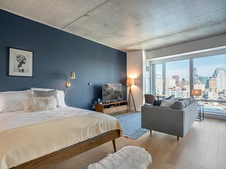 Luxurious Studio in the Seaport District