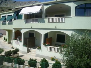 One bedroom apartment Duce (Omis) (A-17561-d)