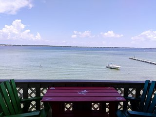 B8-Right on the Pensacola Bay, Unobstructed Views