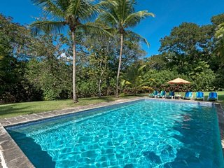 Villa Evergreen | Ocean View - Located in Fabulous Saint James with Private Po