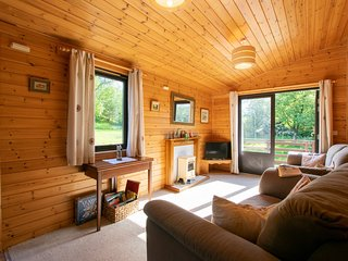 75444 Log Cabin situated in Ayr (18mls SE)