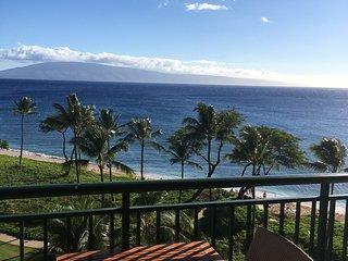 Ocean Front Westin Ka'anapali Ocean Villas Resort North