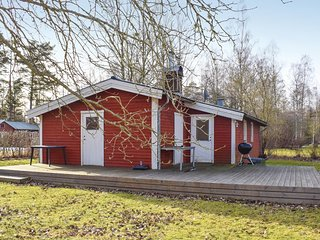 Stunning home in Jät w/ Sauna and 2 Bedrooms