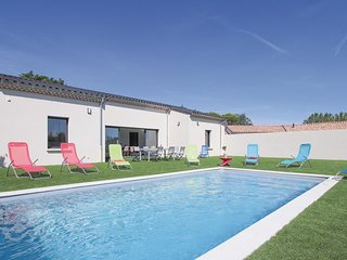 Stunning home in Portes en Valdaine w/ Outdoor swimming pool, Outdoor swimming p