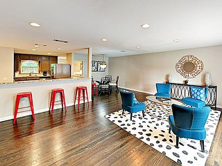 Remodeled 3BR in Quiet Rosedale Neighborhood w/ 2 Living Areas & Luxe Kitchen