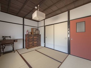 Riverside Machiya Tradition House