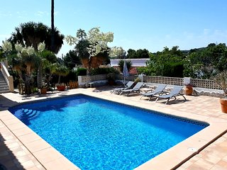 Casa-Alegra - Delightful 3 bedrooms villa in Moraira