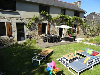 Maison de vacances à côté de Ploumanach
