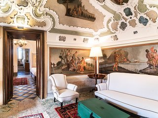 Baroni Giampiccolo Suite - Luxury Suite Alcova in pieno centro storico