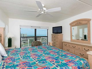 Saida IV 606 - Condo w/ Ocean Views. Family Friendly Complex: 3 Pools, 4 Hot