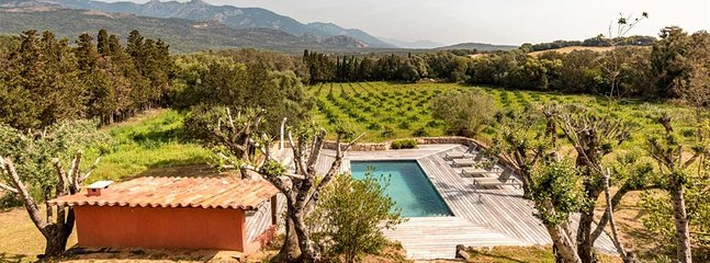 Pruno Villa Sleeps 4 with Pool and Air Con - 5805910, holiday rental in Piscia