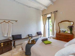 habitación amplia ,comoda i con estilo