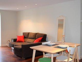 Moderno apartamento en centro zarautz