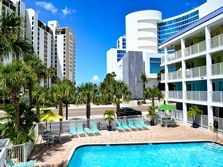 Pelican Pointe 123 Pelican Pointe - Clearwater Beach  Across the street from the
