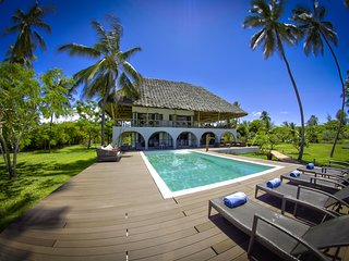 Luxurious fully Serviced Beach Villa in Zanzibar