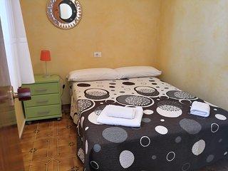 Apartamento a 60 mtrs de la playa Abanicos.