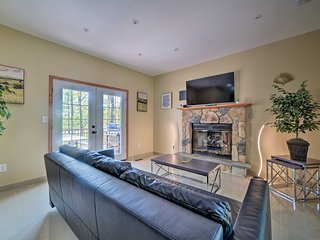 NEW! Camelback Home w/ Game Room, 1 Min to Skiing!