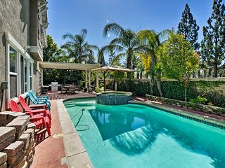 NEW! Rancho Cucamonga Family Home w/ Private Pool!