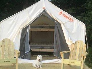 Tentrr - Parry's Orchard Camp