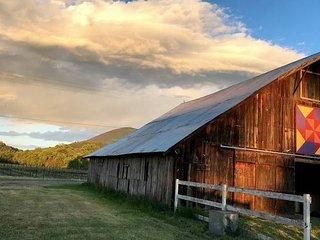 Tentrr - Peace and Plenty Farm
