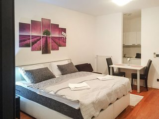 1 bedroom Apartment with Air Con, WiFi and Walk to Shops - 5488924