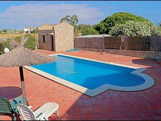 Apartamento con piscina comunitaria