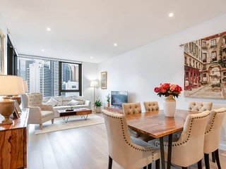 Darling Harbour Nordic apt in the heart of Sydney
