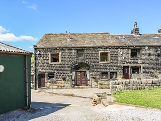 SHOEBROAD BARN, woodburner, WiFi, en-suites, near Todmorden