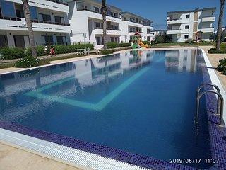 Appartement meuble au complexe balenaire Marbella beach