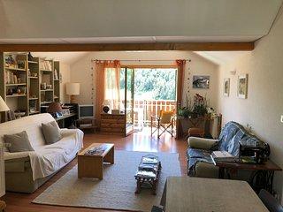 Bel appartement, spacieux, 3 chambres,Vue panoramique, Villard de Lans