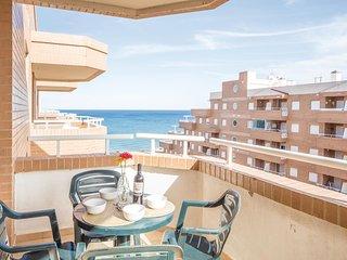 Amazing apartment in Oropesa del Mar w/ Indoor swimming pool, Outdoor swimming p