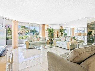 Corniche Condominium, Ground Floor Apartment
