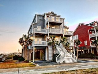 New River Inlet Rd 448 |(Special Rates...See Description!) | Oceanfront! | Priva