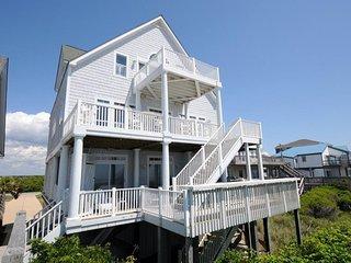 Island Drive 4368 Oceanfront! | Internet, Community Pool, Hot Tub, Elevator, Jac