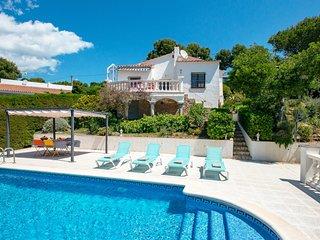 Tamariu Villa Sleeps 4 with Pool - 5781727