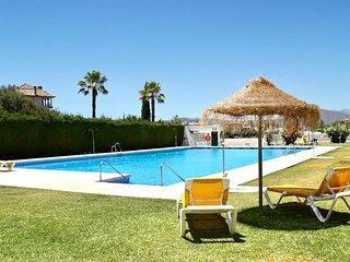Duplex en Mijas golf con 2 habitaciones  2 terrazas piscina y parking