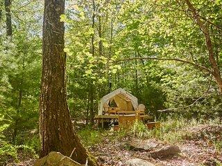 Tentrr - Spirit Camp