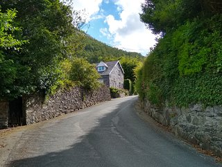 Old Rectory Cottage near Betws Y Coed, dog friendly, detached, sleeping 6 people